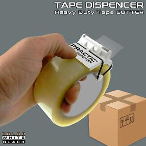Heavy Duty Tape Gun Tape Dispenser 50mm Sellotape On Tape Cellotape Cutter UK