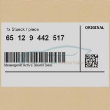 Original BMW 65129442517 - [SUPER PREIS] Steuergerät Active Sound Design