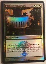 Position privilégiée PREMIUM / FOIL VF - French Privileged Position - Magic mtg