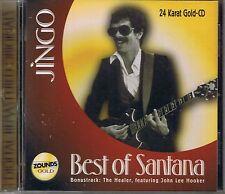 Santana Jingo ( Best of) Zounds Gold CD