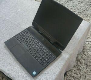 Alienware m15 i7-8750H 8GB RAM 500GB M.2 SSD 1TB HDD GTX 1060
