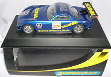 "SUPERSLOT H2278 TVR SPEED 12 ""SCANIA #27""  SCALEXTRIC UK  MB"