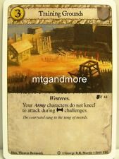 A Game of Thrones LCG - 1x Training Grounds #044 - Ice and Fire Draft Pack
