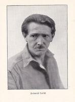Heinrich Lersch - um 1925 - Arbeiterdichter