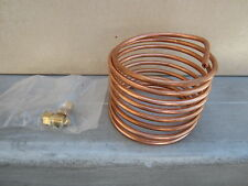 COPPER OIL LINE FOR OIL GAUGES  GM CARS AND TRUCKS 1930'S 1940'S 1950'S