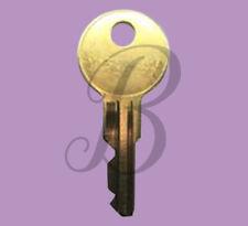 Trailer Lock Key Replacement Ch501 Ch550 Locksmith Key Cutting Service