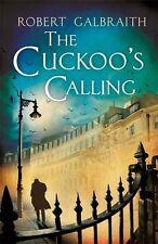 The Cuckoo's Calling (Cormoran Strike),Robert Galbraith