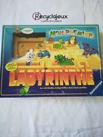 jeu de société mon premier labyrinthe ravensburger complet