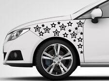 54x stelle Grafica in Vinile Decalcomanie Adesivi Paraurti Auto Furgone Muro Finestra Laptop