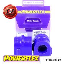 Powerflex Opel/Opel Barra Estabilizadora Delantera Bujes 22mm PFF80-303-22