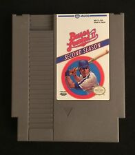 Bases Loaded 2 II : Second Season (Nintendo, 1990) NES Used GAME Cartridge !