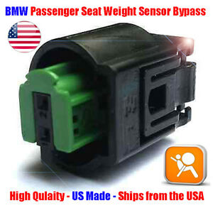 BMW Air Bag Airbag Seat Occupancy Sensor Bypass Mat Emulator Weight Simulator