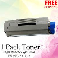 Black Toner for Okidata Oki C5500 C5800 C5900 C5500N C5800DN C5900DN 43324404