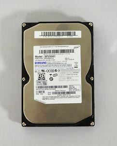 "Samsung 3.5"" 250 GB 7200 RPM SATA Hard Drive - SP2504C"