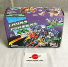 1990 Axer Complete With Box G1 Transformers Action Master
