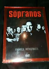 Brand New The Sopranos - The Complete Second Season 2 Factory Seal Look !!!!