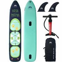 Aqua Marina Gonflable Super Voyage Tandem Sup Stand Up Paddle Board Isup Surf De