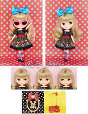 Takara Tomy CWC Japan Middie Blythe Doll Melanie Ubique Girl ¡EN STOCK AHORA!
