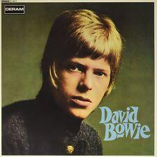 DAVID BOWIE David Bowie (Same - S/T) - 2LP / Red & Blue Vinyl - RSD 2018