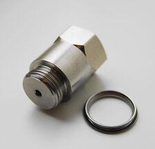 SPACER extender SIMULATOR O2 sensor Cellfix FIAT 500 & 595 ABARTH decat pipe