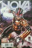 NOVA SPECIAL #1 MARVEL COMICS VARIANT MARK BROOKS  COVER B
