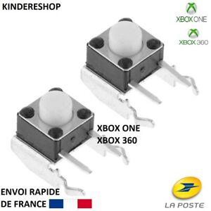 2 bouton LB+RB manette xbox one / xbox 360