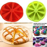 Bakeware Molds Cake Silicone Mold Pudding Triangle Cake Mould