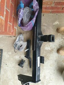 Nissan navara tow bar. Everything there besides tow ball