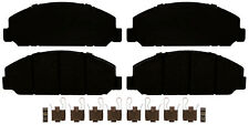 Disc Brake Pad Set-Semi Metallic Disc Brake Pad Front ACDelco Pro Brakes