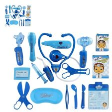 Kids Toddler Doctor Play Toy Set Nurse Medical Kit Playset Tool Pretend Gift