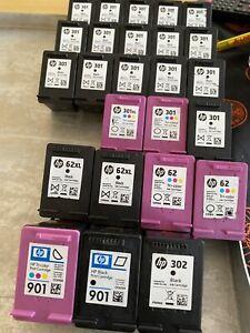 Hp Druckerpatronen leer 25 Stück