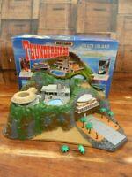 Matchbox Thunderbirds Tracy Island Playset Boxed