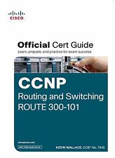New-Ccnp Routing and Switching Route 300 -101 Official Cert Guide (With Dvd)