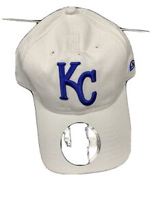 MLB KC Royals 49Forty Fitted Size Medium Blue Hat Cap George Brett World Series