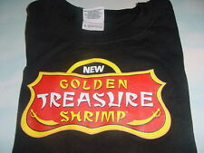"**New Panda Express ""Golden Treasure Shrimp"" T-Shirts, S: M.**"