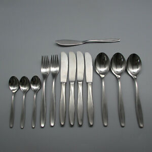 Germany Stainless Flatware Replacement Pieces WMF Cromargan Continental Teaspoon