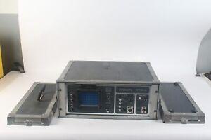 Crown RTA-2 Real Time Audio Spectrum Analyzer