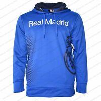 Real Madrid Hoodie Jacket Zip up Fleece Soccer Adult All Sizes Ronaldo Jersey