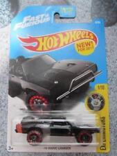 Artículos de automodelismo y aeromodelismo negros Hot Wheels Dodge