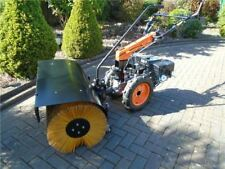 Sweeper Attachment for Warrior | Two Wheeled Tractor | Sweeper  Rotavator