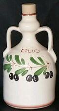 Primo Giovanni Saldarelli Ceramiche Oil Decanter
