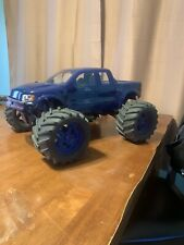 T-maxx 2.5 Truck With 3.3 Engine And Upgrades