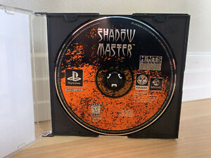 Shadow Master (Sony PlayStation 1 PS1 1997) Disc Only
