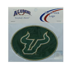 NEW! South Florida Bulls Peel & Stick Repositionable Embroidered Patch