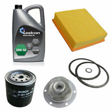 VW Type 2  Bay T3 T25 Camper Oil And Filter Change Kit (Aircooled Type 4 Engine)