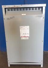EATON CUTLER-HAMMER 150KVA 480-208/120V 3PH V48M28T49EE TRANSFORMER