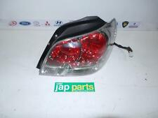 MITSUBISHI OUTLANDER RIGHT TAILLIGHT ZE, IN BODY, XLS, CLEAR LENS, 02/03-07/04 0