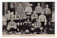 WILTSHIRE, CALNE, CALNE TOWN FOOTBALL TEAM, SEASON 1905 - 6