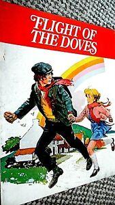 FLIGHT OF THE DOVES (1971) CINEMA FILM MOVIE SOUVENIR BROCHURE PROGRAMME
