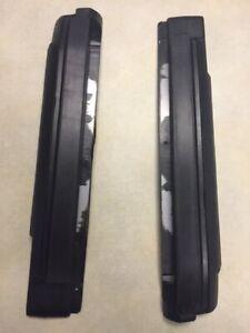 Pair of Ferrari Mondial Cabriolet B-PillarTrim Pieces Part 61720300 and 61720400